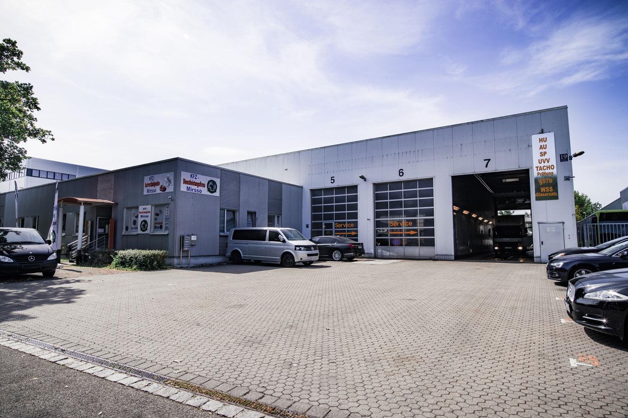 KFZ-Dienstleistungsfirma Mirsso Garching bei München